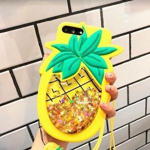 Accessories - Fashion Luxury Pineapple IPhone 7 &8 Plus